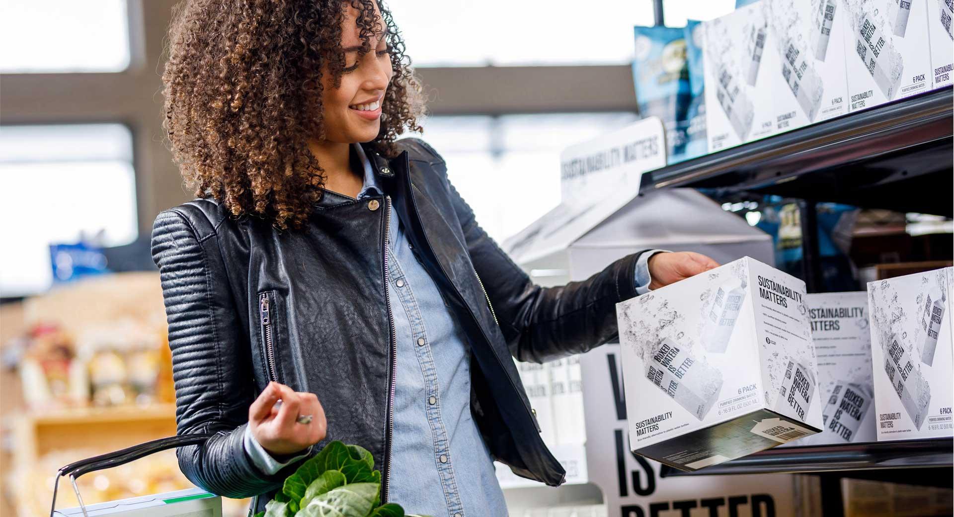 L'influenza del packaging nelle scelte di acquisto