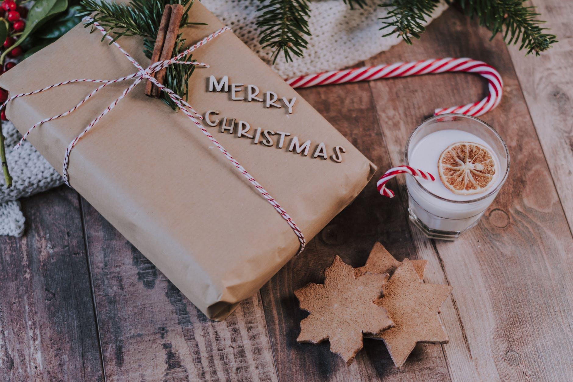 Idee per il packaging di Natale